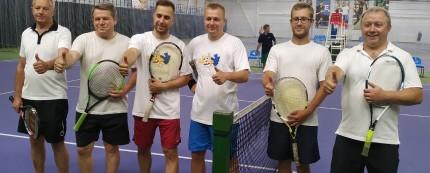 Теннисный турнир, посвященный 12-ой годовщине создания Ассоциации «Белинфоком»