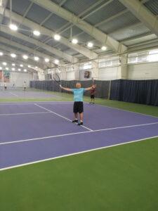 Традиционный турнир по теннису, посвященный 14-ой годовщине создания Ассоциации «Белинфоком»